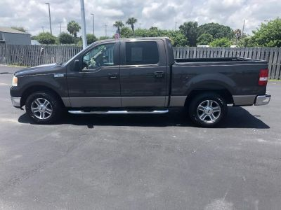 2005 Ford F-150 XLT (BROWN)
