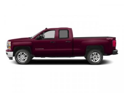 2015 Chevrolet Silverado 1500 Work Truck (Deep Ruby Metallic)