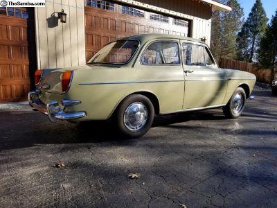 1964 1500 S model Notchback 54k original miles!