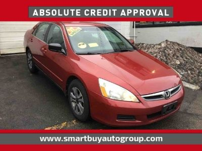 2007 Honda Accord SE Sedan 4D