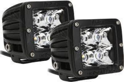 Sell Rigid Industries D-Series Dually LED Flood (set of 2) motorcycle in Westminster, Maryland, US, for US $179.99