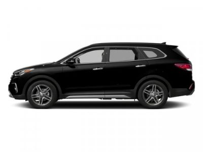 2018 Hyundai Santa Fe Limited (Becketts Black)
