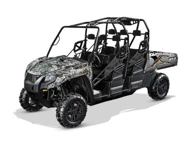 2017 Arctic Cat HDX 700 Crew XT Side x Side Utility Vehicles Mandan, ND