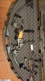For Sale/Trade: Compound bow