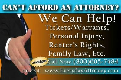 Got Rental Problems Need To Know Your Rights Call Now (www.EverydayAttorney.com)