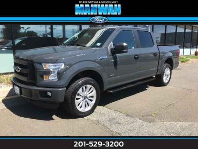 Used 2016 Ford F-150 4WD SuperCrew 145