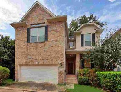 3716 N Becca Lane Houston Three BR, This free standing patio home