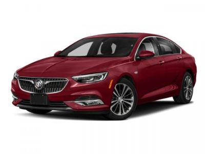 2018 Buick Regal Sportback Preferred (Darkmoon Blue Metallic)