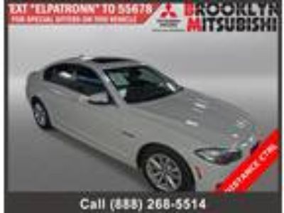 $24765.00 2015 BMW 5 Series with 39968 miles!