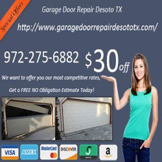 Garage Door Repair Desoto TX