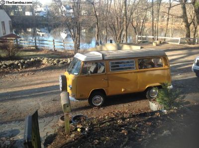 72 Westfalia Camper price reduced for quick sale