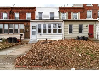 3 Bed 1 Bath Foreclosure Property in Clifton Heights, PA 19018 - N Sycamore Ave