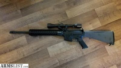 For Sale/Trade: Aero M16A4 SPR