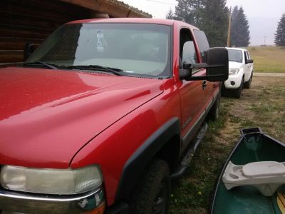 2001 Chevy Silverado HD 2500 LS