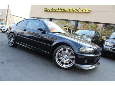2006 BMW M3 SMG, Navigation, Extra Low Miles, & Modified!
