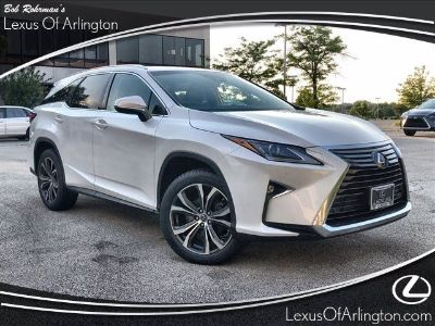 2018 Lexus RX (Eminent White)