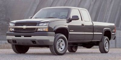 2005 Chevrolet Silverado 3500 Work Truck (Dark Green Metallic)