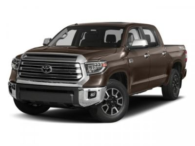 2018 Toyota Tundra Platinum (MAGNETIC GRAY METALLIC)