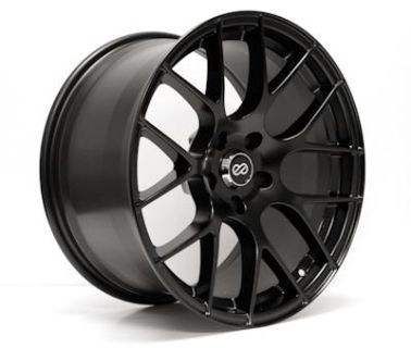 Purchase Enkei RAIJIN, 18 x 9.5, 5x114.3, 35mm Offset, Black (1) Wheel/Rim motorcycle in Roanoke, Texas, US, for US $251.75