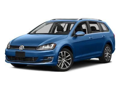 2016 Volkswagen Golf SportWagen TSI Limited Edition (Black)