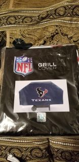 Texans bbq grill cover