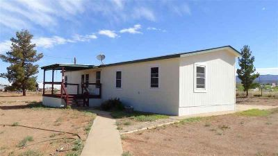 13 Carpenter LN Alamogordo, 1 acre property with a 3