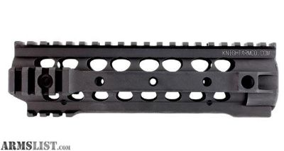 "For Sale: KAC-KNIGHT'S ARMAMENT URX III 8"" RAIL"