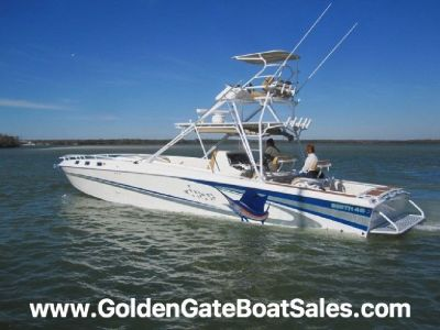 2008, 45' DON SMITH 45 CDF Center Console