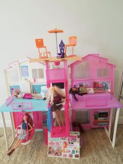 Barbie House with some furniture in Fairview