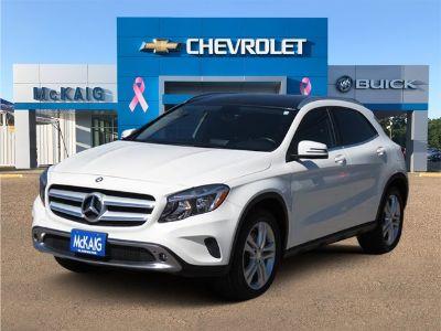 2015 Mercedes-Benz GLA-Class GLA250 (white)