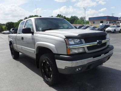 Used 2004 Chevrolet Silverado 1500 Extended Cab for sale