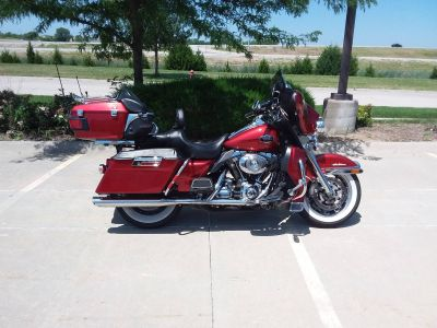 2008 Harley-Davidson Ultra Classic Electra Glide Touring Motorcycles Lincoln, NE