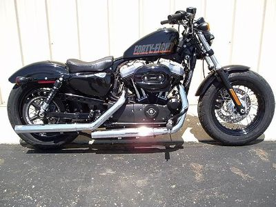 2014 Harley-Davidson Sportster Forty-Eight Sport Carroll, OH