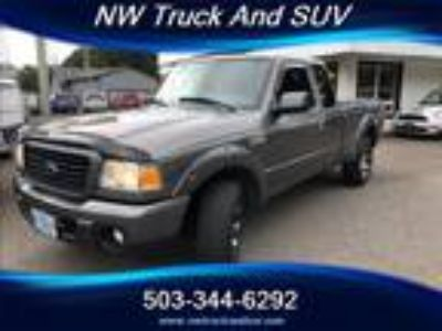 2008 Ford Ranger XLT 3.0L V6 148hp 180ft. lbs.
