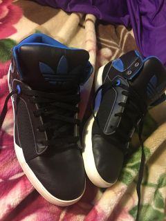 Size 11.5 adidas sneakers