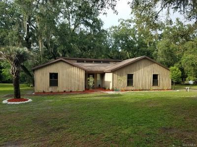 4 Bed 2 Bath Foreclosure Property in Dunnellon, FL 34434 - E Withlacoochee Trl