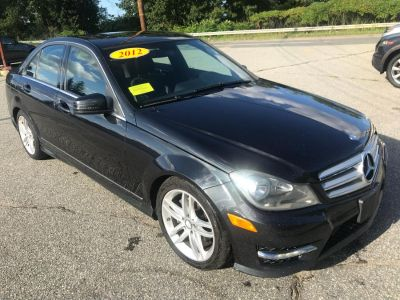 2012 Mercedes-Benz C-Class C300 4MATIC Luxury (Gray)