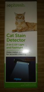 Cat Stain Detector, Texas City