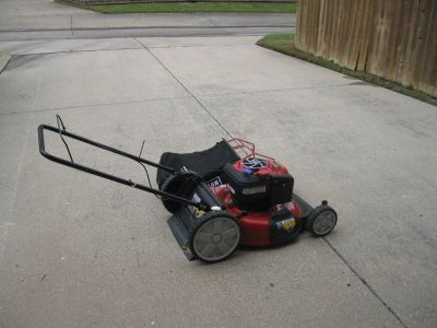New Lawn Mower