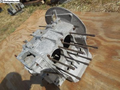 Porsche 356 C 1964 Engine Case With Matching Numbe