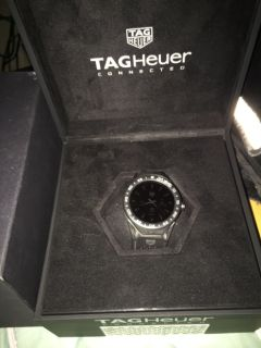 Tag Heuer Connected watch, paid over 1800, have receipt