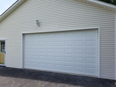 8 x 16 Insulated Garage Door & opener