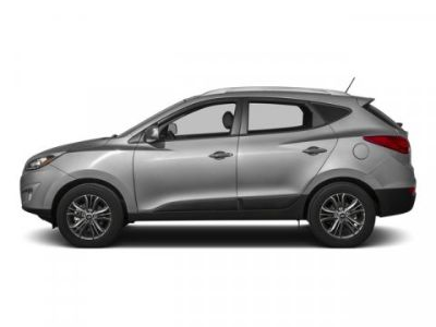 2015 Hyundai Tucson GLS (Diamond Silver Metallic)