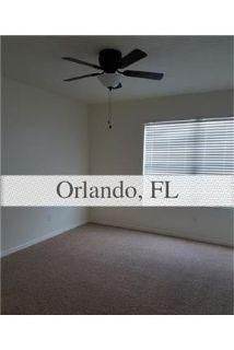 House for rent in ORLANDO. 2 Car Garage!