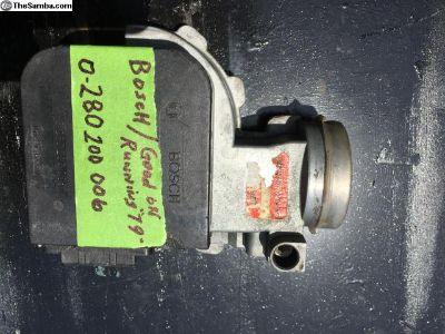 Type 1 air flow control box
