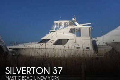 1997 Silverton 37