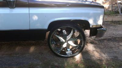 26 south beach wheels