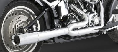 Find NEW VANCE HINES PRO PIPE 2-1 HARLEY 86-11 HARLEY DAVIDSON SOFTAIL 17547 motorcycle in Gambrills, Maryland, US, for US $568.84