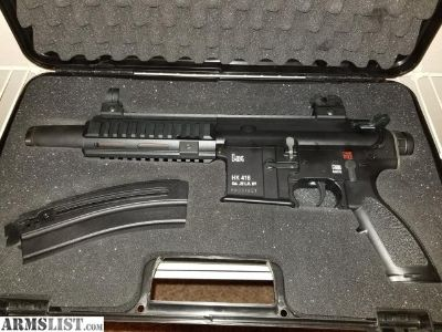 For Sale: Hk 22