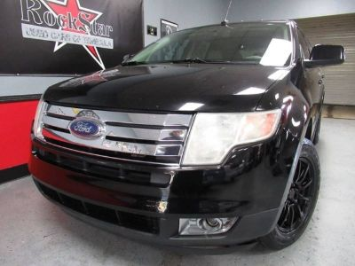 2007 Ford Edge SEL Plus AWD 4dr Crossover